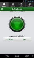 Screenshot of CenturyLink Smart Home