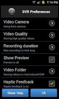 Screenshot of Secret Video Recorder Pro