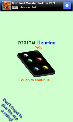 Digital Ocarina