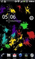 Screenshot of Splatter Pro