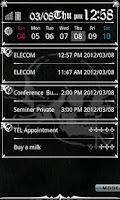 Screenshot of ELECOM bizSwiper Silver Gothic