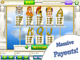 Screenshot of Olympus Titans vs Zeus Slots