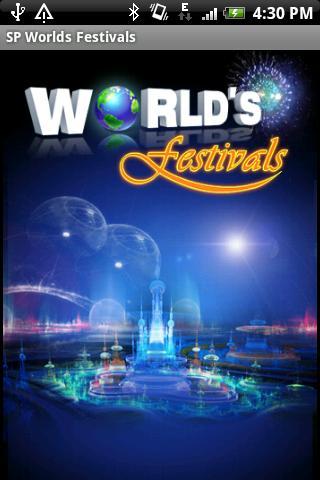 SP Worlds Festivals