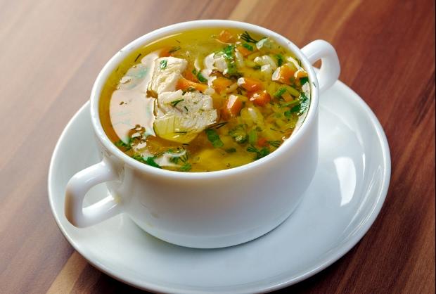 Wild Rice Chicken Soup Recipe | Yummly