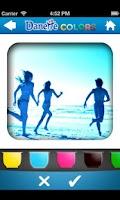 Screenshot of Danette Colors