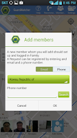 Screenshot of Family Locator,GPS Tracker