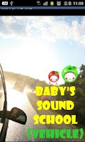 Screenshot of Baby Sound School (traffic)