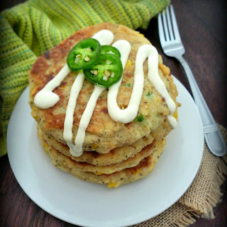 Southern Potato & Corn Fritters