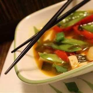 Oriental Spicy and Sour Soup