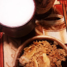 All Natural Apple Crisp