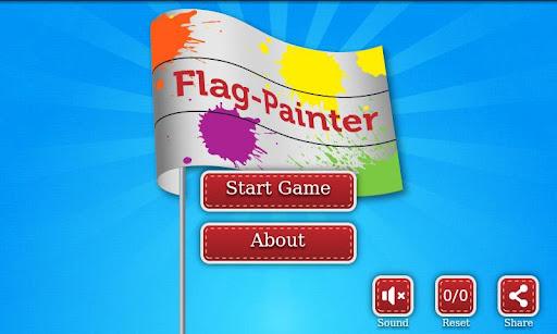 免費解謎App|Flag Painter|阿達玩APP
