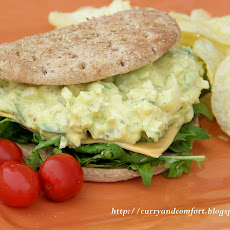 Spicy Egg Salad