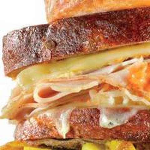 ... Kimchi Rachel Sandwich (aka Roast Turkey Reuben Sandwich With Kimchi