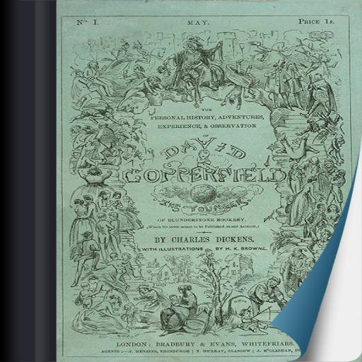 David Copperfield 書籍 App LOGO-APP試玩