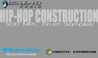 Screenshot of Caustic Hip-Hop Construction