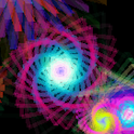 Fleurescent Spirals Donation icon