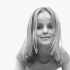 Elsabe Snyman by Elsabe Snyman - Black & White Portraits & People (  )