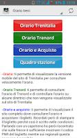 Screenshot of Informazioni FS