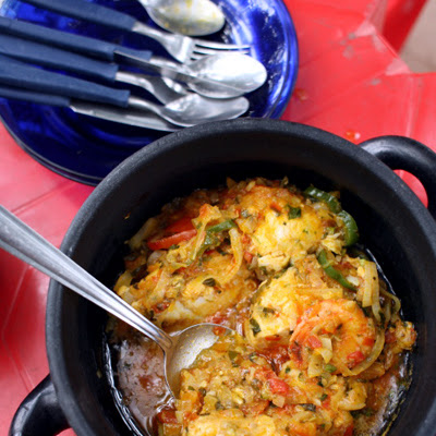 Moqueca (Brazilian Fish Stew)