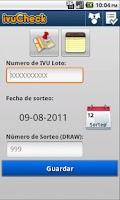Screenshot of Ivu Check