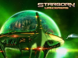 Screenshot of Starborn Wanderers - Space RPG