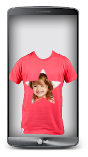 Photo On T-shirt: Photo Maker - screenshot