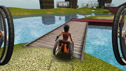 Extreme Wheelchairing Premium - screenshot