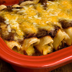 Cheesy Enchiladas Recipe