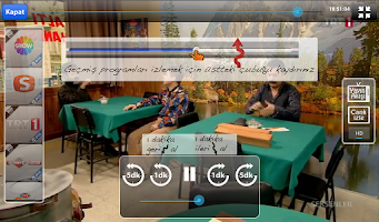 Screenshot of Uyanık TV