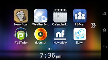 Screenshot of Smart Access