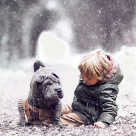 Winter's on it's way by Chinchilla  Photography - Babies & Children Toddlers