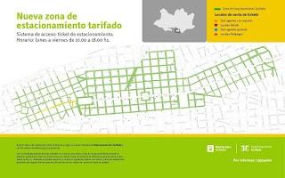 Screenshot of Montevideo Parking