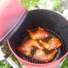 Tre's Redneck Simplified Smoked Chicken