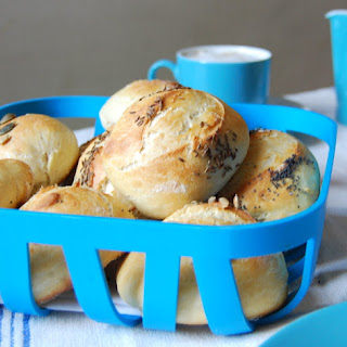 German-style Breakfast Rolls