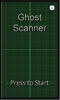 Screenshot of Ghost Detector