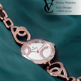 Venice Watches by Mohamad Safaee - Artistic Objects Clothing & Accessories ( commerical, watch, venice, ads, watches )