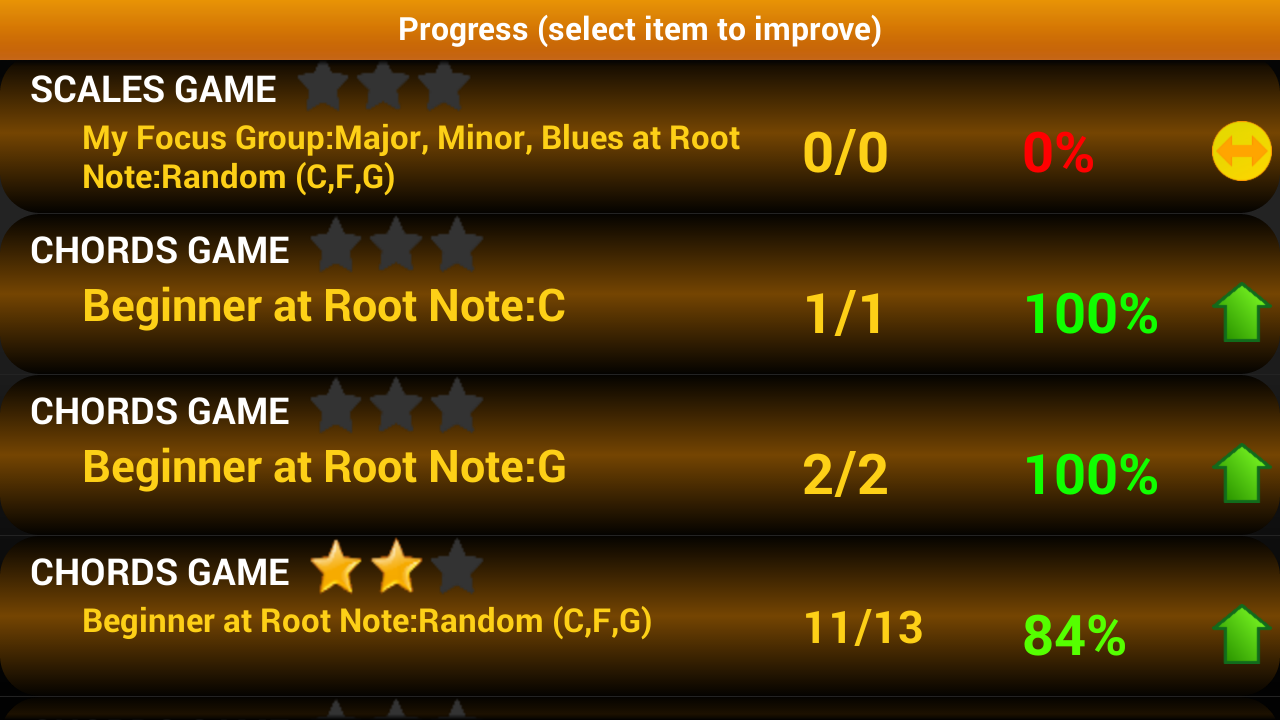 Piano Scales & Chords Pro Screenshot 4