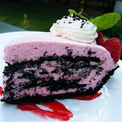 Chocolate Raspberry Cloud