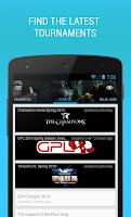 Screenshot of zzReal: VODs League of Legends