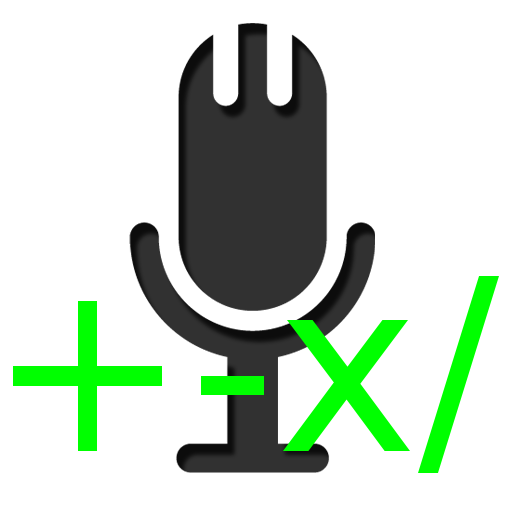 Easy Voice Calculator FREE LOGO-APP點子