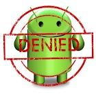 Permissions Denied icon
