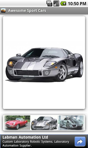 Awesome Sport Cars