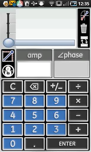 RPN Vector Calculator