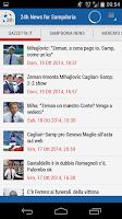 Screenshot of Sampdoria 24h