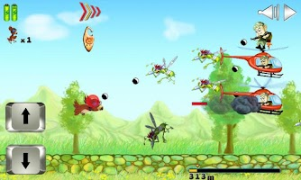 Screenshot of Bird Attack