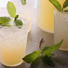 Ginger Mojitos for a Crowd