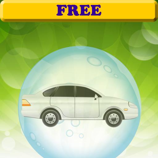 汽車和氣泡的幼兒! 教育 App LOGO-APP試玩