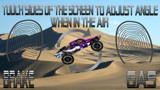 Baja Truck Racing NO ADS - screenshot