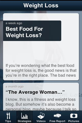 【免費健康App】Weight Loss-APP點子