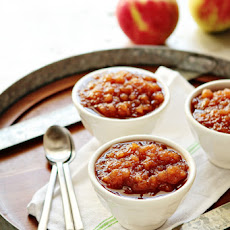 Crockpot Applesacue
